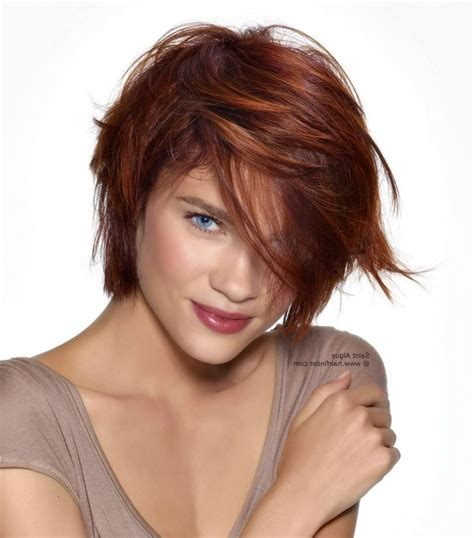 pixie haircutd with short neckline long layered pixie haircut 15 amazing short shaggy
