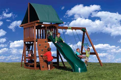backyard adventures swing set swing sets nashville shedsnashville com
