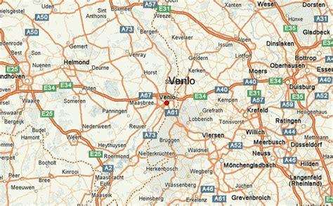 netherlands limburg map venlo location guide