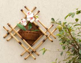 decorations to make at home diy bamboo wall decor ideas 2 craft projects with bamboo