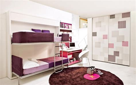 beds for room transformable space saving rooms