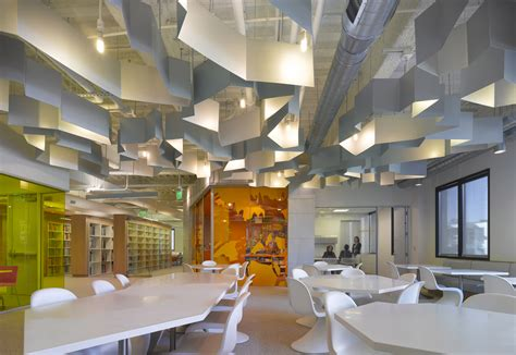 Architects Interior Designers Clive Wilkinson Architects Fidm San Diego