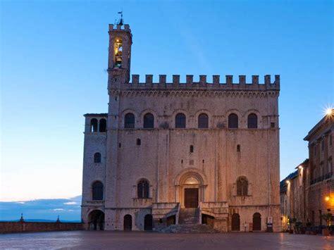 gubbio palazzo dei consoli gubbio and the quot festa dei ceri quot culture and
