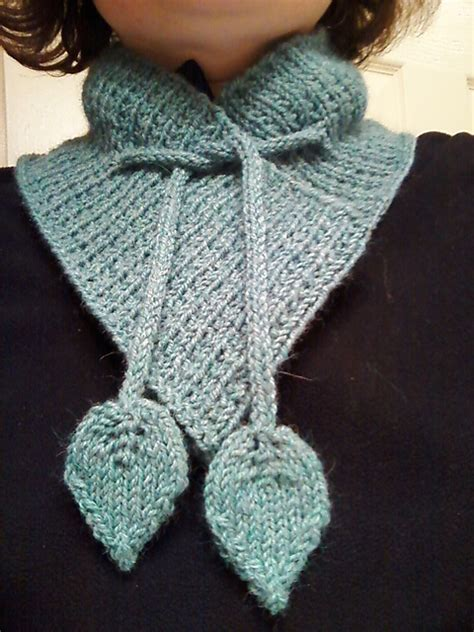 knitting pattern scarf neck warmer neckwarmer knitting patterns in the loop knitting