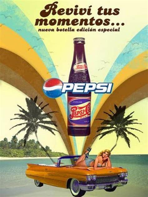 imagenes retro de pepsi lista la publicidad hace medio siglo 60 im 225 genes vintage