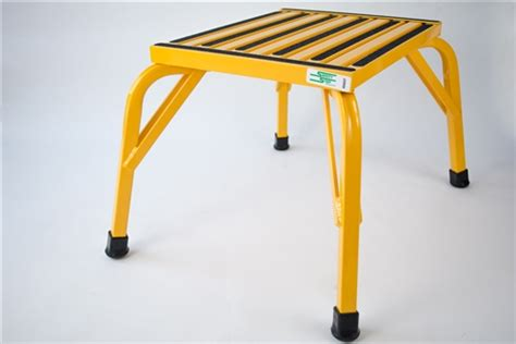 Industrial Folding Step Stool by Step Stools Safety Step 15 Inch Industrial Step Stools