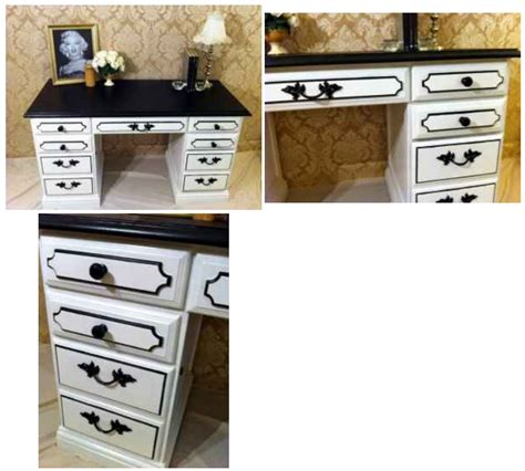 painted desk furniture ideas