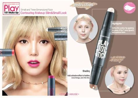Harga Etude House Play 101 Stick thỏi tạo khối etude house play 101 stick contour duo