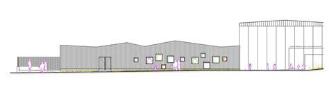 Building Plan Gallery Of New Building For Nursery And Kindergarten In