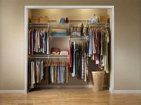 Closet Shelving System by Closet Organization System 5 To 8 White Color
