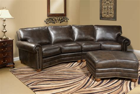 Leather Sofa Sectionals For Sale Appealing Conversation Sofa Sectional 89 In Leather Sofa Sectionals For Sale With Conversation
