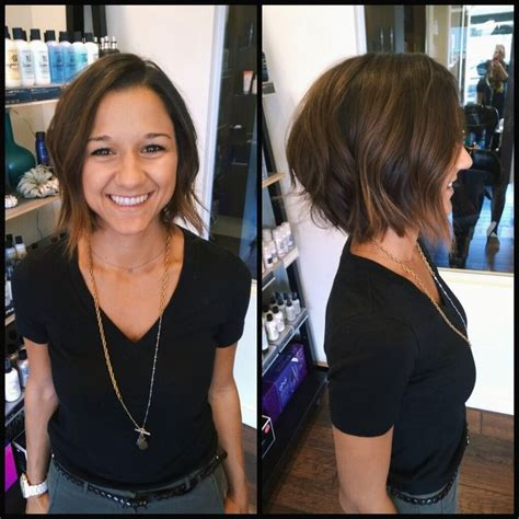 before and after haircuts for women pinterest best 25 funky medium haircuts ideas on pinterest medium