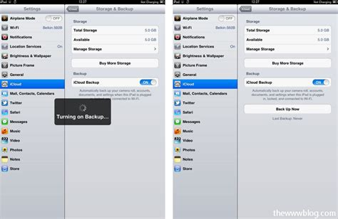 Can You Buy Icloud Storage With Itunes Gift Card - the www blog how to enable and setup icloud on your iphone ipad and ipod touch apple