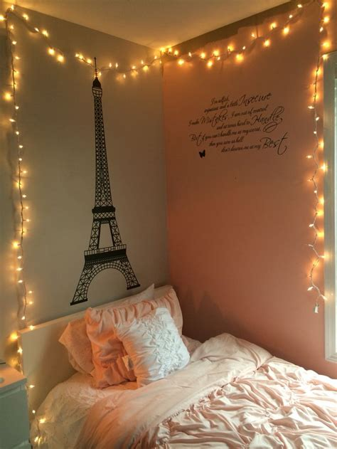 String Lights Bedroom Ideas String Lights In Bedroom Room Ideas Pinterest Bedrooms String Lights And Lights