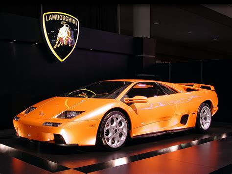 Lamborghini Diablo   The highest performance in terms of