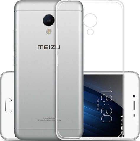 Softcase Ultrathin Jelly Meizu M3 M3s oem back cover διάφανο meizu m3s skroutz gr