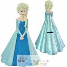 Celengan Frozen Disney Elsa Piggy Bank Money Box Doll Pvc frozen piggy bank ebay