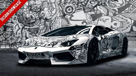 FORZA HORIZON   Design Showcase   Sharpie Lambo   Feat