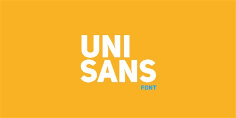font uni sans uni sans font download photoshop
