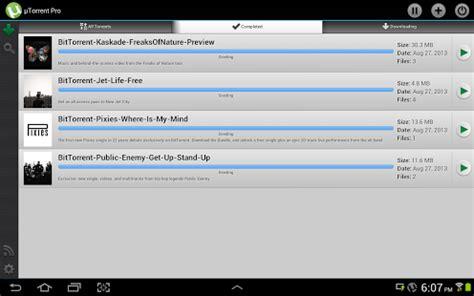 tutorial utorrent android utorrent pro torrent app 2 03 apk apkpro net android