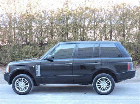 land rover range rover 2009 used 2009 land rover range rover hse at auto house usa saugus