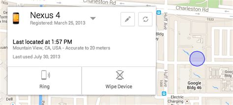 what is android device manager launches android device manager to find and wipe misplaced devices 9to5google