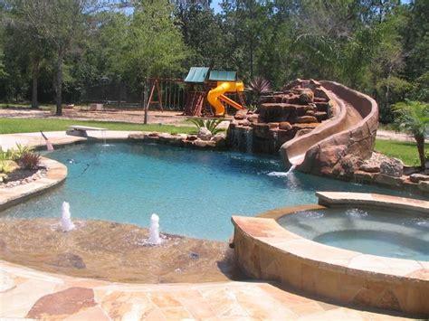 backyard beach pool best 25 beach entry pool ideas on pinterest zero entry