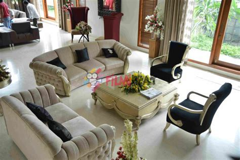 actor ganesh house in rr nagar inside photos of golden star ganesh house photos 698234