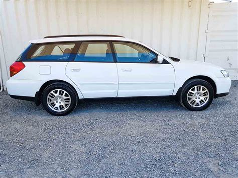 subaru awd wagon subaru outback awd wagon 2003 white 9 used vehicle sales