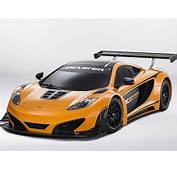 McLaren Is Building A $597000 Track Car For Rich People