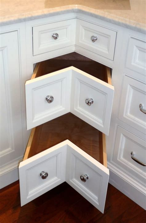 alternative to lazy susan corner cabinet 5 lazy susan alternatives