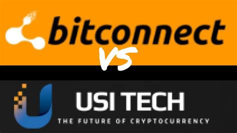 bitconnect vs bitconnect vs usi tech review after 4 months youtube