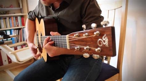 minor swing cover django reinhardt minor swing acoustic guitar