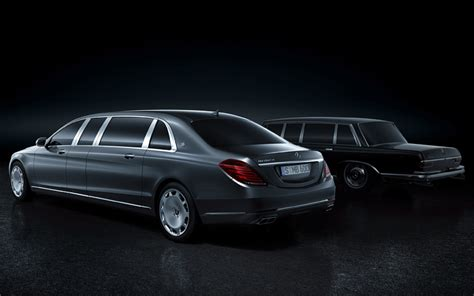 2016 mercedes maybach s600 pullman specifications