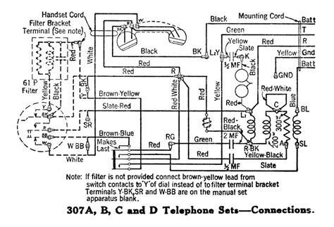 western electric 302 wiring diagram wiring diagram manual