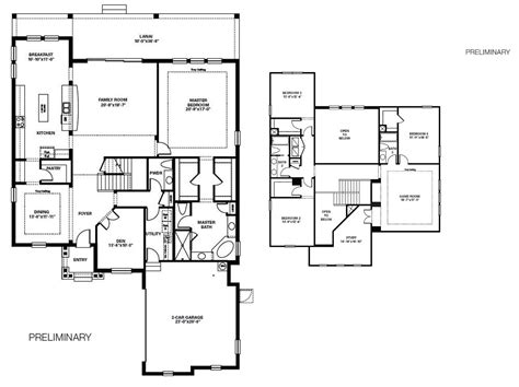Laureate Park At Lake Nona By Taylor Morrison Lake Nona Floor Plans