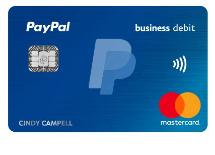 Paypal Business Debit Card Vs Prepaid