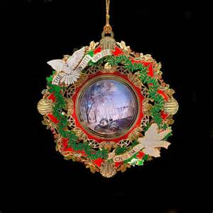 2015 2014 2013 set of white house ornaments