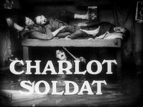 la grand revue de charlot soldat charlie chaplin youtube