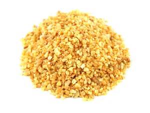 dehydrated minced garlic savory spice