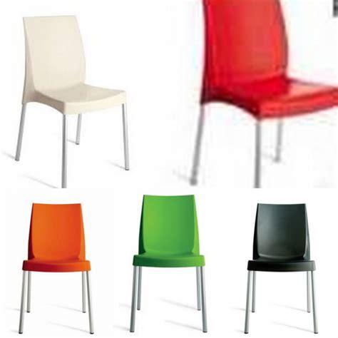 ikea sedie impilabili sedia boulevard impilabile in polipropilene con gambe in
