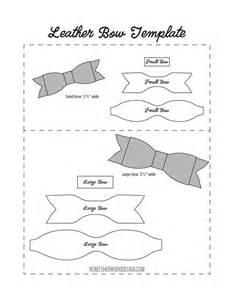 felt bow tie template 25 best ideas about felt bows on felt bow