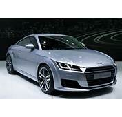 New Audi TT News Price And Specs  Evo