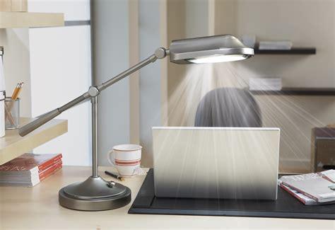 spectrum desk l sharper image