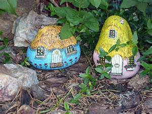 Painted Rocks For Garden Home Garden Painted Rocks Flickr Photo