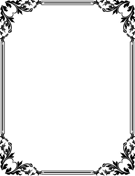 design frame 18 best photos of frame border design islamic borders and