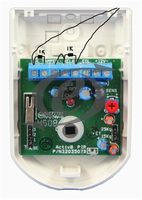 honeywell galaxy g2 12 wiring pirs contacts diynot