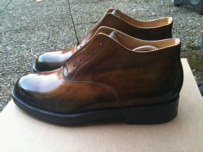 Afters Handcrafted - dandy shoe care handcrafted coloring of footwear and
