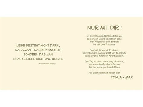 Hochzeit Einladung Spruch by Einladungskarten Hochzeit Text Einladungskarten Hochzeit