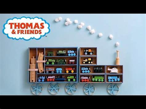 diy train bedroom for kids the budget decorator diy thomas train shelves room decor for kids thomas